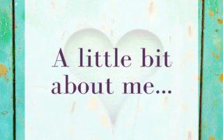 A little bit about me