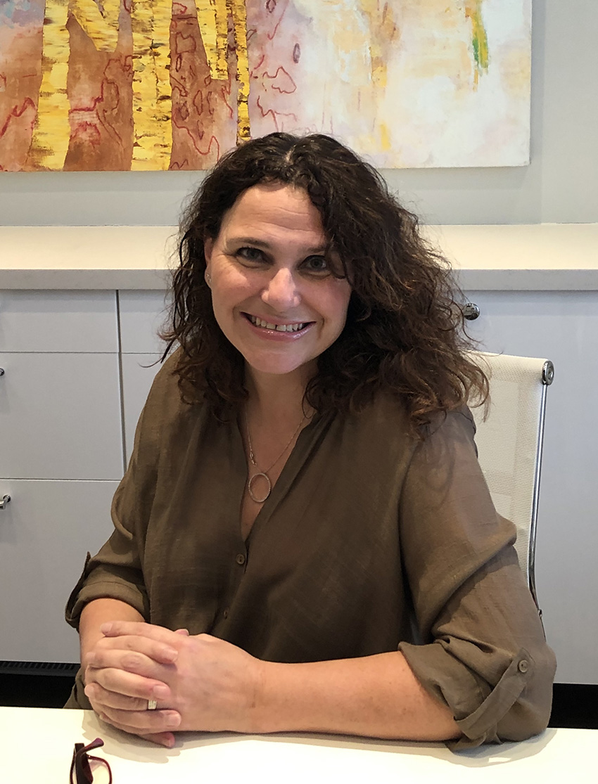Susan Lieberman Marriage & Family Therapist in North York