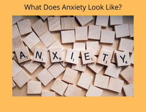 What does anxiety look like?