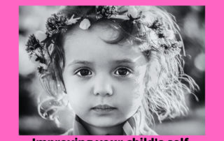 improving child's self esteem