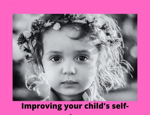 Improving my child's self-esteem