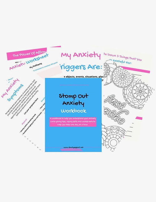 Stomp Out Anxiety
